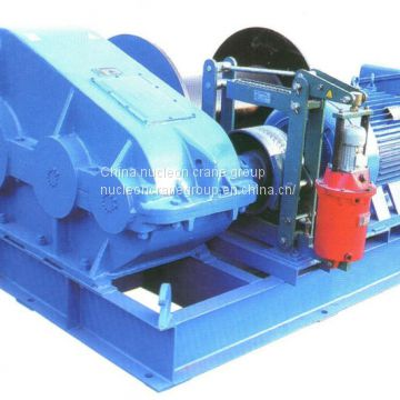 high quality electric slow speed winch