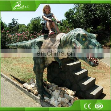 Amusement Park Coin Operated Children Play Game Dino Rides