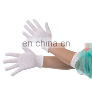 Working hand glove protective stretch cotton gloves