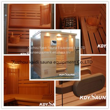 6 person sauna cabin Home far infrared sauna