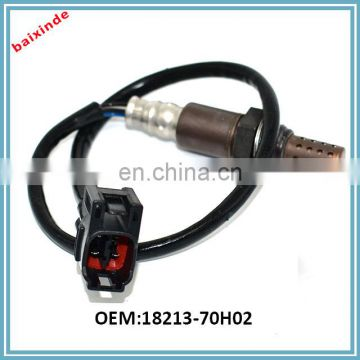 Baixinde brand Hot Selling High Quality Cheap Car Oxygen sensor OEM 18213-70H02 for SUZUKI Lambdasonde