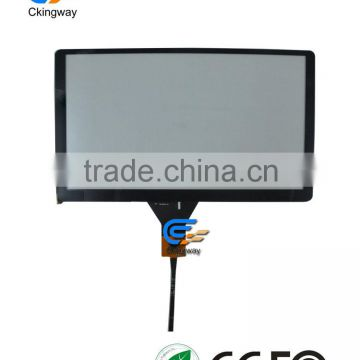 Ckingway Customed PIN 6 IIC INTERFACE touch Display Screen for Security Monitoring System