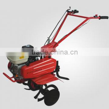 mini diesel power tiller farm cultivator garden mini tiller ,walking tractor with trailer, micro tillage machine