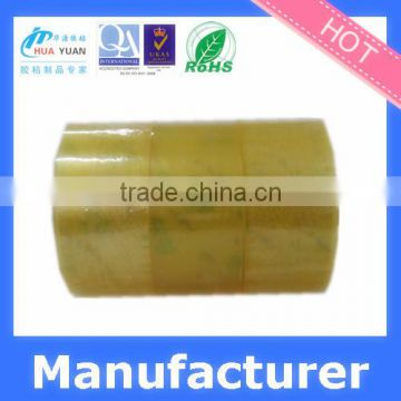 solvent based acrylic bopp packing tape