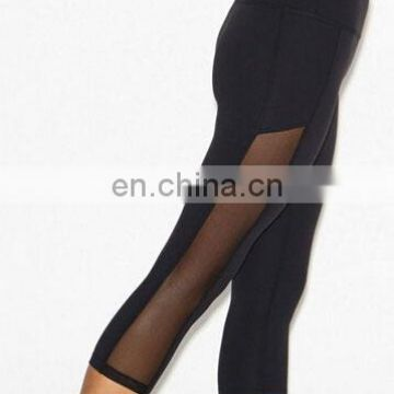 2017 new fashion custom women colorful gym fitness yoga legging