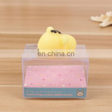 New Arriving Slow Rising Squishy Cat Mini Seal Stretchy Squishy BunsToys Mochi Squeeze Toys