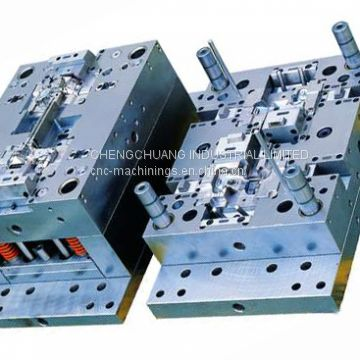 STAMPING MOULD, cnc machining