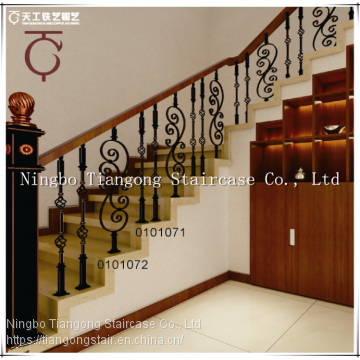Iron Handicraft  balustrade
