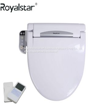Smart electronic bidet seat toilet seat cover RSD 3601 with remote control