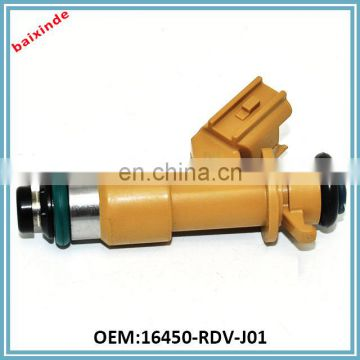 Fuel Injector Repair OEM 16450-RDV-J01 4G1875 67529 297-0014 FJ929 Injection Fuel