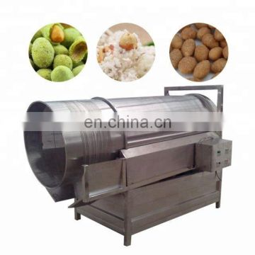 big capacity peanut coated machine coated peanut production line coated peanut making machine