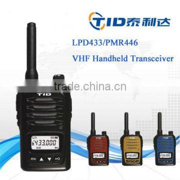 CE approvel Mini LPD-433 best handheld ham radio
