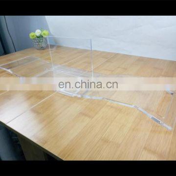 manufacture home furniture custom clear bathtub caddy ipad holder ...