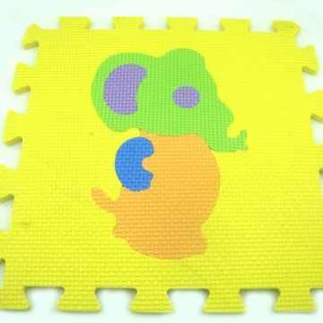 Customized Color Indoor Floor Printed Eva Foam Puzzle Mat