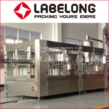 Automatic 3000BPH PET Bottle carbonated soft drink filling machine