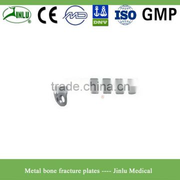 Ulna reconstruction plate orthopedic implant