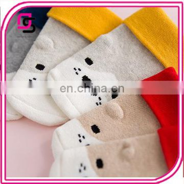 Trendy hot sale baby socks winter &autumn warm cute socks