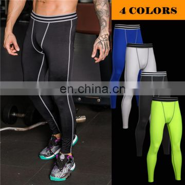 Compression Tight Pants Base Layer Running Leggings Garments Men