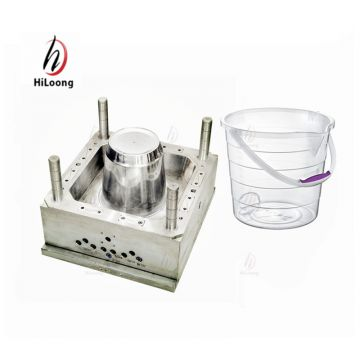 taizhou manufacturer plastic injection moulding mop bucket