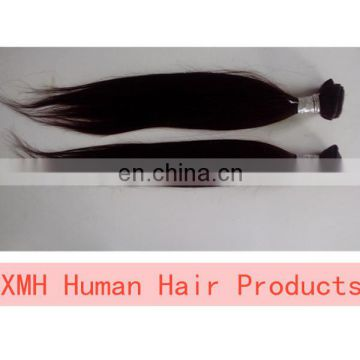 Factory New Products Straight Unprocessed Human Hair Extension For Women