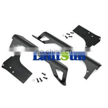 For Jeep TJ Accessories, Auto Parts for Jeep YJ, headlights and brackets for jeep TJ/YJ