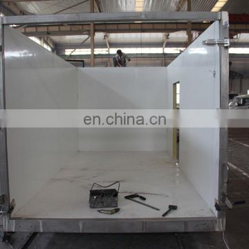 Meat Transport Refrigerated Truck Body/ CKD Truck Body Panels