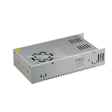 12v 30a switching power supply hot selling