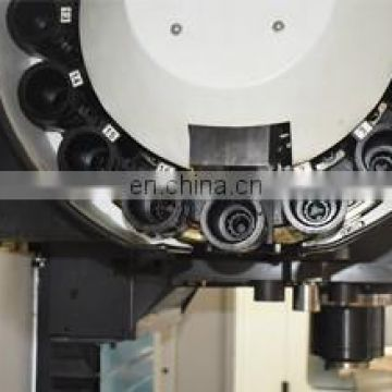 CNC Speed Gantry Tapping Turning Bar Feeder Machine