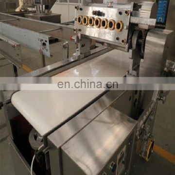 Multifunctional automatic biscuit forming machine cookies former with many kings of moulds can produce different biscuit