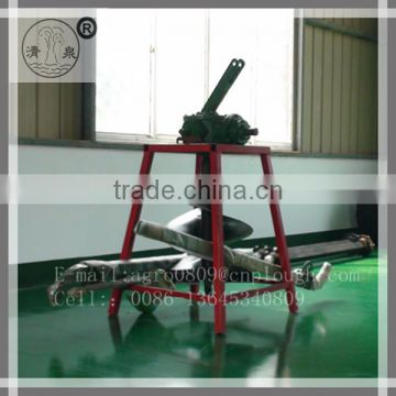 tractor mounted drilling rig Tractor post hole digger for
