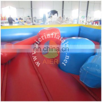 2017 Aier Popular and Fantastic Fun Inflatable Gladiator Jousting Arena for sale