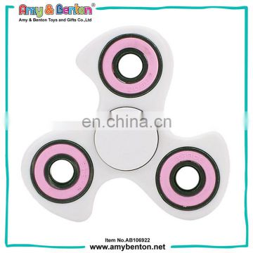 Hot Sale Colorful Cyclone Glow in the Dark Fidget Spinner Toys