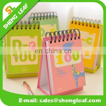 Cute custom school student notebook