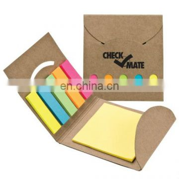 Multicolor Recycled Notepad Set, ECO Envelope Paperpad