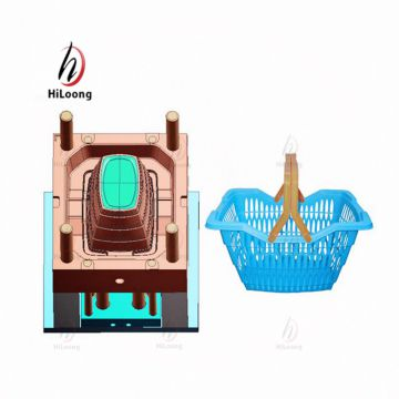 plastic products mould manufacturing storage basket mold chinese supplier
