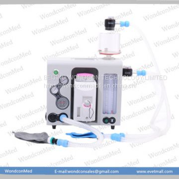 LTEC600V CE marked portable veterinary anesthesia machine