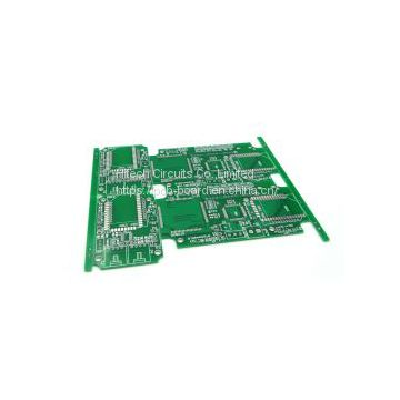Custom Printed Circuit Boards Supplier/Immersion Silver PCB