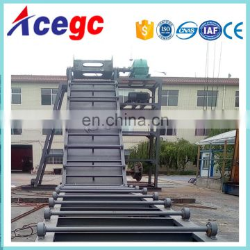 River bucket ladder chain ladder gold dredge for sale
