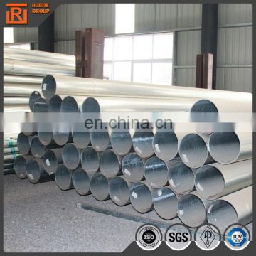 Heavy/Light Duty Scaffolding Building Materials Galvanized ERW Steel Pipe For Competitive Price