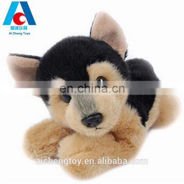 high quality eco-friendly simulation hunter plush dog toy