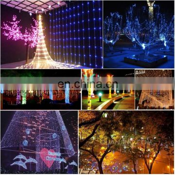 christmas decoration 2017 10m 80 LED RGB Light Battery String Decoration Light Party christmas lights