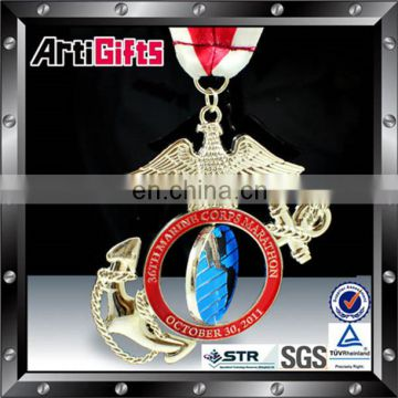 Over 15 years experience of metal athletic medals