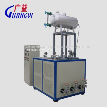 heat conduction oil heater for heating asphalt tank