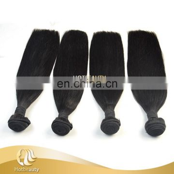 Full cuticle 110g raw unprocessed 8a grade funmi straight 100% virgin remy hair