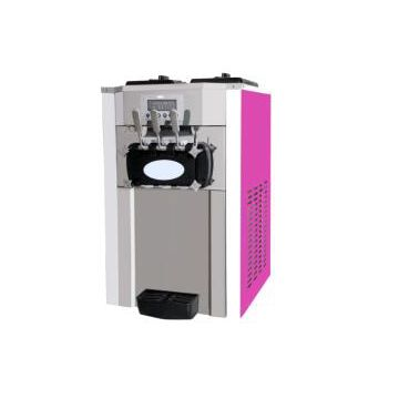 Commercial Ice Cream Machine Good Appearance Stainless Steel Beater