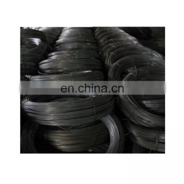 gauge 21 iron wire /binding wire bwg 21/black iron wire