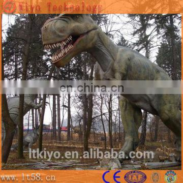 Giant dinosaur robot toy statues for sale