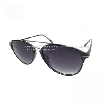 High quality tr90 metal slim frame polarized sunglasses cheap price