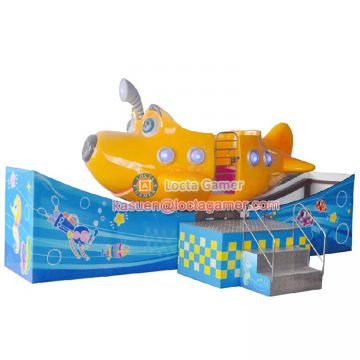 Zhongshan amusement outdoor playground hot sale flying car Rotation ride Spin submarine kiddie rides fly ship