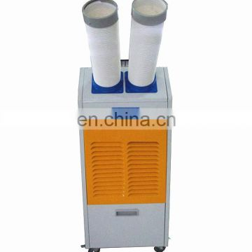 Metal Spot air cooler with wheels on sale for Janpan market 110V/60HZ